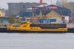 Christianshavn under klargøring ved Refshaleøen