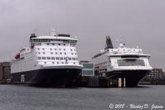 Crown Seaways og Pearl Seaways