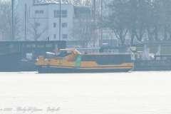 Holmen - IMO 9917608 afgår fra Refshaleøen