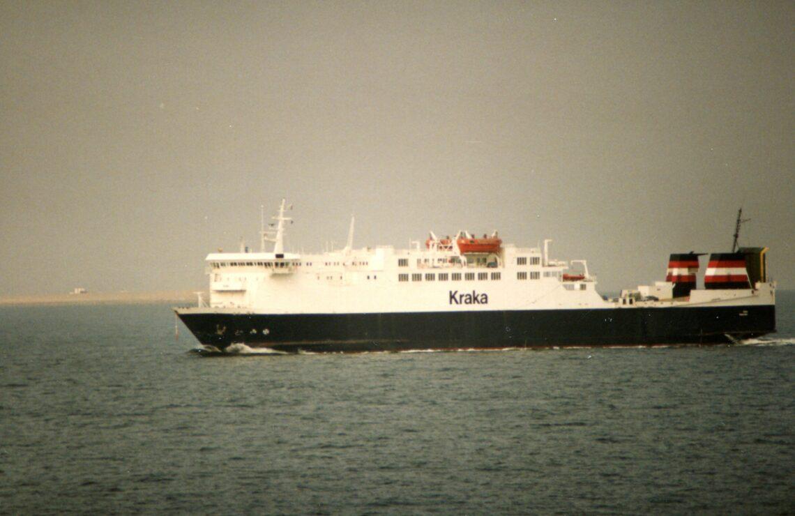 M/S KRAKA af København